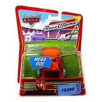 Cars Carros Frank The Combiner Disney Pixar Colheitadeira