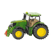 Toy Tractor Agrícola - Siku John Deere 6210r 1:32 Miniature