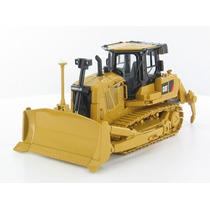 Trator De Esteira Cat D7e - Metal -15 Cm - Escala 1:50.