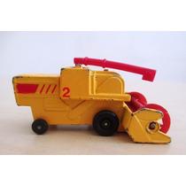 B3196 Matchbox Colheitadeira Combine Harvester 51 De 1977, I