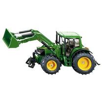 Toy Tractor Agrícola - Siku John Deere W Carregador 1:32 Mi