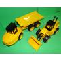 Trator Kit Lote Carregadeira Caminhão Articulado Caçamba