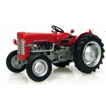 Trator Massey Ferguson 825 1/32 Unversal Hobbies Novo Caixa