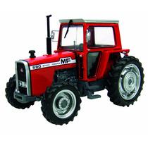 Trator Massey Ferguson 590 1980 1/43 Unversal Hobbies Novo