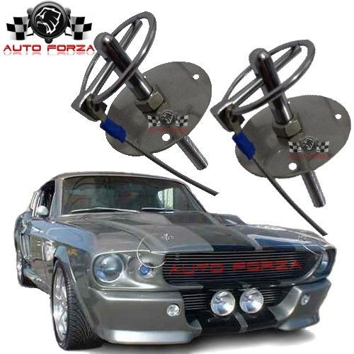 Opala V8 Supercharger: Trava De Capô Maverick Opala Gol Mustang Passat Dodge V8