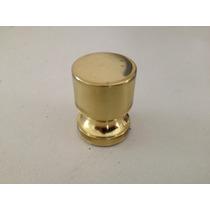 Puxador Armário Quarto/banheiro Dourado -5009/20