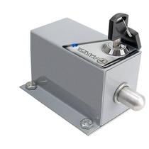 Trava Eletromagnética 220v Para Portão Automático