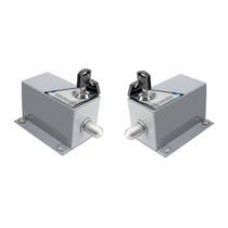 2 Travas Eletromagnetica Eletrica Para Portao Basculante