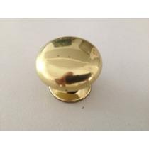 Puxador Armários Quarto/cozinha/banheiro Dourado Lpe-111/25