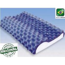Travesseiro Magnético Infravermelho Ortopédico Original Tr®