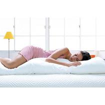 Travesseiro Abraço (para Corpo) Com Enchimento De Silicone
