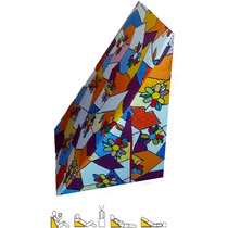 Almofada Encosto Triangular Leitura Romero Design