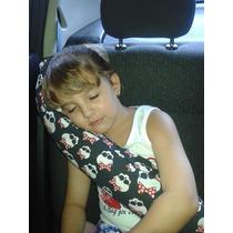 Travesseiro / Almofada - Protetor Cinto De Segurança 65 Cm