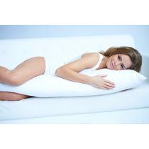 Travesseiro Siliconado Gigante De Corpo