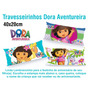 50 Travesseirinhos Lembrancinha 40x20 Dora Aventureira