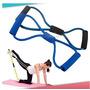 Elásticos Extensores Para Yoga, Fisioterapia E Pilates