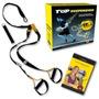 Fita Suspensão Tipo Trx C/ Dvd Aula Top Suspension Bioshape