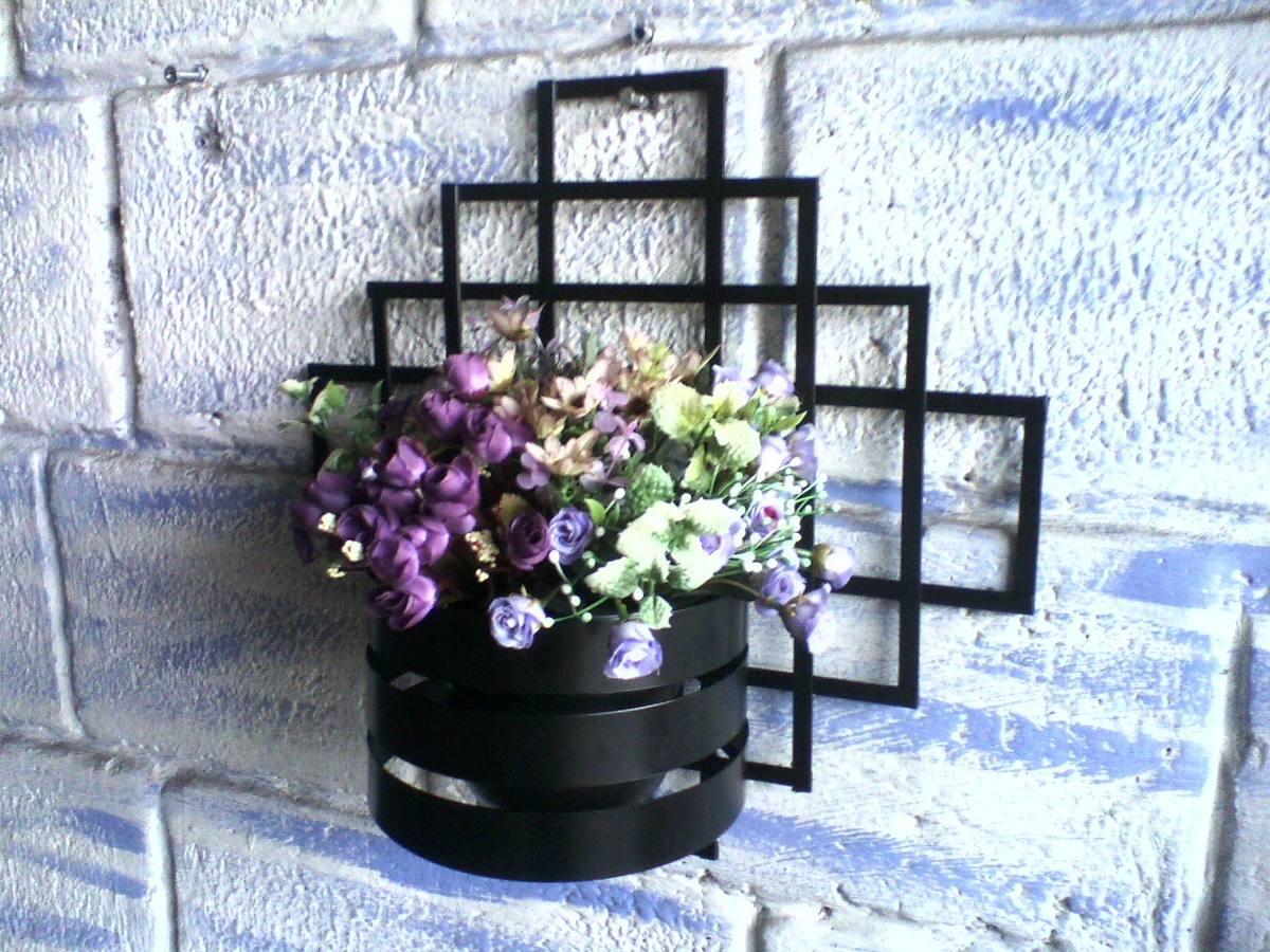 Treli?a P/jardim Vertical,suporte Para Plantas Com Vaso ...
