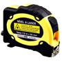 Nivel A Laser Com Trena Western 7,5 Metros + Clip De Cinto