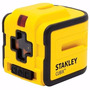 Auto Nivelador Laser 12 Mts Cruzadas Cubix Stanley Stht77340