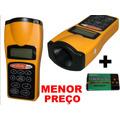 Trena Digital Laser Medição Distância Ultra-sônica 18 Metros