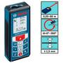 Medidor Distância Trena Laser Professional Glm80 Metros Bosc