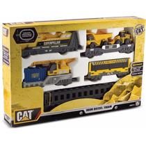 Iron Diesel Train Cat