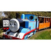 Trenzinho Thomas E Amigos + Bonequinho Maquinista