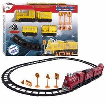 Trem Expresso Diversão A Pilha
