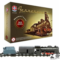 Ferrorama Locomotiva Xp100 - Estrela - Ed. Comemorativa