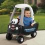 Mini Carro Infantil Coupê Polícia Little Tikes Importado