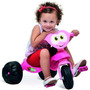 Triciclo Infantil Zootico Joaninha Bandeirantes Bebe Store