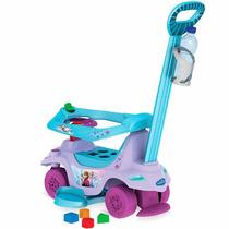 Andador E Carrinho Infantil De Empurrar Frozen Disney Baby