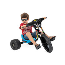 Triciclo Velotrol Batman Aro 14 Infantil Original Menino