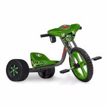 Triciclo Infantil Velotrol Hulk Avengers Bandeirante