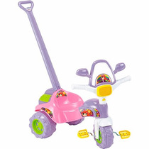 Motoca Tico-tico Meg Com Haste Magic Toys 2704