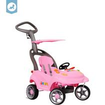 Triciclo Infantil Carrinho Smart Baby Menina Bandeirante