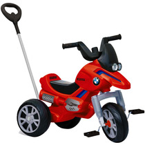 Triciclo Infantil Bmw Passeio Vermelho Bandeirante Bebe