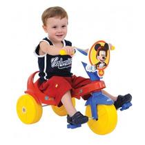 Triciclo Mickey Xalingo