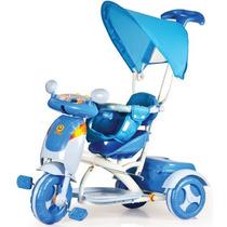 Triciclo Carrinho P/criança Original Cotiplas P/ Diversão.