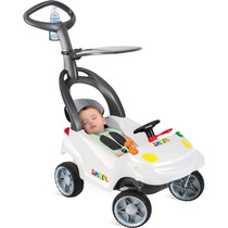 Carrinho De Passeio - Smart Baby Plus - Branco Perolado -