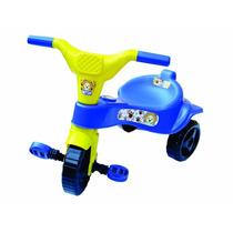 Triciclo Infantil Motoca Carrinho Bebê Passeio Bike