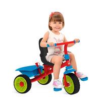 Triciclo Smart Plus Bandeirante