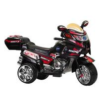 Moto Elétrica Infantil Tf-830 6 Watts Preta - Track & Bik...