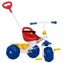 Triciclo Infantil Smart Basic Brinquedo Bandeirante