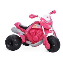 Moto Elétrica Infantil Trail Barbie - Bandeirante