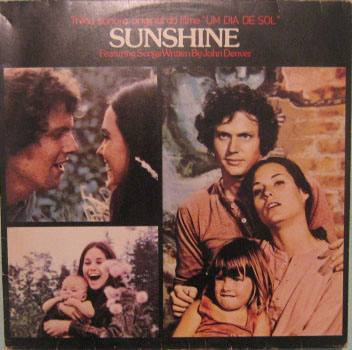 Trilha Sonora Original Filme Um Dia De Sol - 1973
