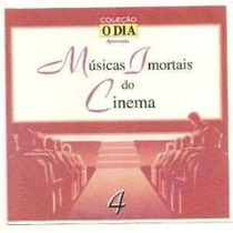 Cd Músicas Imortais Do Cinema - Volume 4 - Jornal O Dia