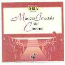 Cd Músicas Imortais Do Cinema - Volume 4 - Jornal O Dia