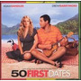 Cd 50 First Dates: Love Songs = Trilha Ost [eua] Lacrado